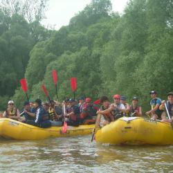 Rafting na Muri