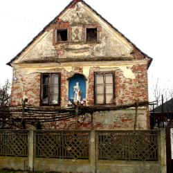 Ostaci tradicionalne arhitekture