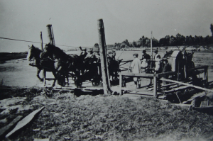 Brod na Muri 1947